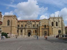 Real Colegiata de San Isidoro, León, España, Spain