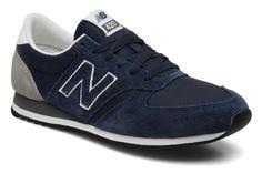 U420 New Balance (Bleu) : livraison gratuite de vos Baskets mode U420 New Balance chez Sarenza