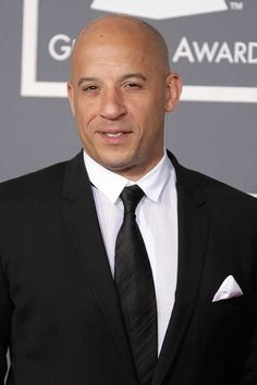 Vin Diesel's twin brother Paul - Famous twins: Celebrity brothers and sisters
