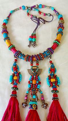 Bohemian Gypsy Handcrafted Jewelry - - Bohemian Gypsy Handcrafted Jewelry Unique Jewelry by Me Bohemian Gypsy Handcrafted Jewelry Custom Jewelry, Diy Jewelry, Beaded Jewelry, Beaded Necklace, Jewelry Making, Jewelry Holder, Jewelery, Necklaces, Unique Jewelry