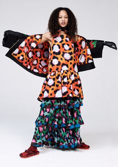 KENZO x H&M: a new world of creativity and playful energy. The designer collaboration collection features vibrant, street-inspired clothing for women and men.