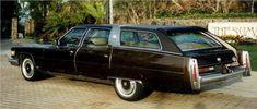 1976 Cadillac Castilian station wagon