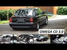1° vídeo do Omega CD 3.0i 1994 da coleção L M & Malzoni - YouTube