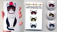 LOVE n LAVISH: Ode to the Kitty Cat!