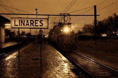 Estación de ferrocarriles Linares