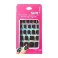24 Scratch and Create Faux Nails