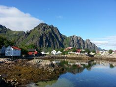 The Lofoten Islands Longyearbyen, Kirkenes, Scandinavian Countries, Visit Norway, Lofoten, Ways Of Seeing, Bergen, Natural Wonders, Where To Go