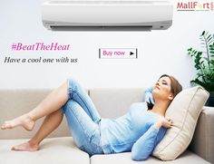 #‎BeatTheHeat‬ Have fun with The Air Conditioner Sale. Shop for your favourite products and have a cool Summer, Upto 15% Off on Daikin AC....