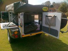 Off-Road Trailer | Echo 4 4X4 off road camping trailer - other automobiles - West Rand