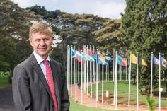 """The markets have moved on renewables, policy makers must keep up"", A Sting Exclusive by Erik Solheim, Head of UN Environment Keep Up, Human Rights, Affair, Environment, Marketing, Self"
