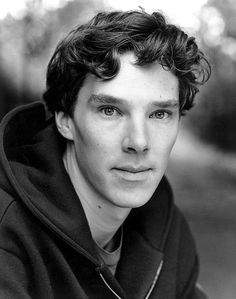 This amazing man who has graced the earth with his presence in the show Sherlock is also voicing Smaug in the Hobbit that releases later this year.  Thank you, Benedict Cumberbatch. (He may be the Master in the upcoming season of Doctor Who as well!)