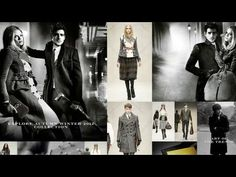 Burberry's Success Story - YouTube