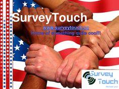survey-touch-usa-23371115 by SurveyTouch USA via Slideshare