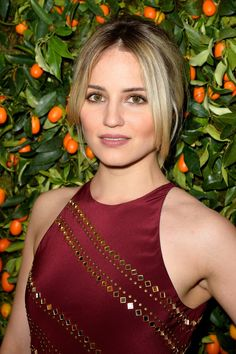Dianna on Acting