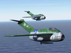 Focke-Wulf Fw Ta 183pwas very close to production of test craft /for me reminds Mig15...and also F86!!!!