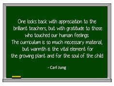"""""""One looks back with appreciation...""""  ---Carl Jung"""