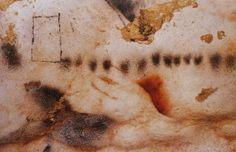 Lascaux - Inscriptions