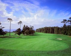 Spyglass Hill Golf Course, Pebble Beach, California