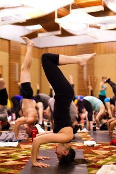 Top 10 Yoga Class Etiquette rules- pet peeves: cell phones and late people!