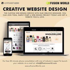 Website Design Services, Website Designs, Chloe Brand, Boss Brand, Custom Web Design, Web Design Projects, Responsive Web Design, Creative Design, Product Launch