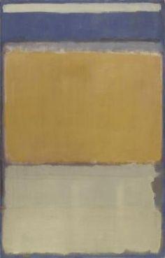 La toile «N°10» du peintre Rothko a été vendue 82 millions d'euros lors d'enchères à New York mercredi.
