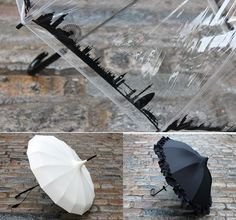 3 of our most popular umbrellas in the shop