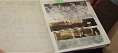 Heath Ledger's Creepy Joker Diary Revealed