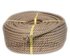 High quality jute rope can be Crafted as a delightful display for your event or home decor!