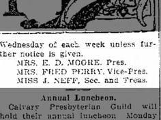 PG 2 JESSE RED CROSS 2 MAR 1918