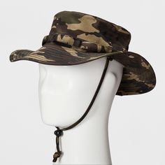 Men s Boonie Bucket Hats - Goodfellow  amp  Co. Green M L Hats For 6f591772c72a