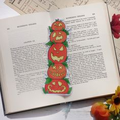 Excited to share this item from my #etsy shop: Jack O Lantern Bookmark, Pumpkin Bookmark, Halloween Bookmark, Autumn Bookmark, Cute Pumpkins, Jack o lantern, Halloween Gifts  #halloween #autumnbookmark #pumpkinpatch #halloweengift #jackolantern #pumpkins #reading #bookmarks Cute Pumpkin, Little Pumpkin, Holiday Gift Guide, Holiday Gifts, Reading Bookmarks, Thing 1, Gifts For Readers, Altered Images, All Holidays