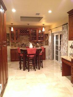 Kitchen remodel Kitchen Remodel, Dining Table, Concept, Interiors, Elegant, Furniture, Home Decor, Classy, Decoration Home