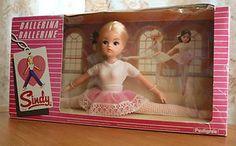 Vintage Ballerina Sindy Brand - My first Sindy doll