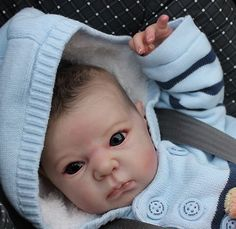 Sam's reborn baby nursery.......incredible dolls on this site!! I've never seen anything quite like it!