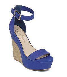 Jessica Simpson Arista Wedge Sandals