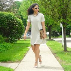 Shirt Dress Styling | Lil Miss JB Style: Fashion Blogger & Wardrobe Consultant