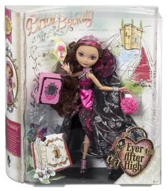 Amazon.com: Ever After High Legacy Day Briar Beauty Doll: Toys & Games