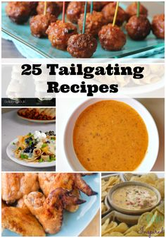 Check out these amazing tailgating recipes that are perfect for football season!