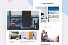 Property & Apartment - Email Newsletter by Ra-Themes on Envato Elements Email Templates, Newsletter Templates, Ra Themes, Email Newsletters