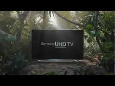 The new Samsung UHD TV provides unprecedented viewing experience in perfect UHD picture quality, now and in the future*. The slim metal design epitomises mod. Samsung Uhd Tv, Curved Tvs, 4k Uhd, I Site, Hd Wallpaper, Wallpapers, Science And Technology, Commercial, How Are You Feeling