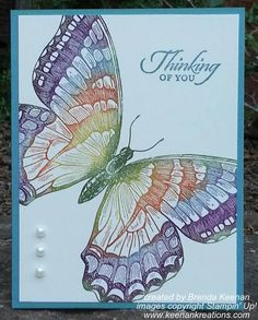 New Stampin' Up! In Colors