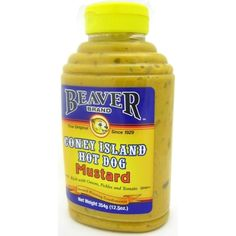 Mustard Relish | Mustard | Al Wadi Al Akhdar