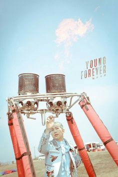 Young Forever Photoshoot BTS Lockscreens | Rap Monster