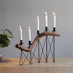 Iron Home Furnishing jewelry Table Decor Candlestick decoration Housing model resin decoration simple modern decoration