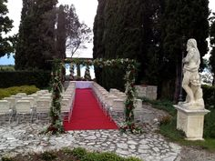 Weddings at the Villa Cortine Hotel - Wedding location in Italy - Sirmione on the Garda Lake