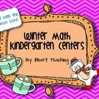 This product includes 6 math centers that are aligned with the Kindergarten Common Core Standards.  Centers Include:  1. Winter Wonderland Count th... $4.00
