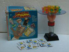 Eu tive - Brinquedo Antigo Estrela Jogo Garçon Equilibrista Anos 80