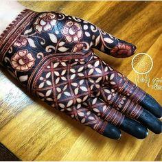 Henna design 00122