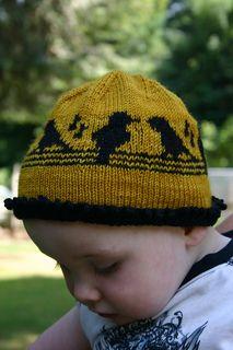 A Sky of Honey hat pattern by Lorna Pearman http://www.ravelry.com/patterns/library/a-sky-of-honey-hat