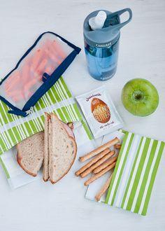 Lunch Box Menu: Ham Sandwich. Click through for tons of realistic + delicious menu ideas.